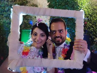 Le nozze di Fabiola e Paolo