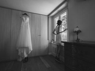 Le nozze di Nicole e Francesco 1