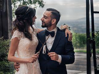 Le nozze di Nicole e Francesco