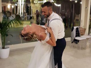 Le nozze di Jessica  e Stefano  2