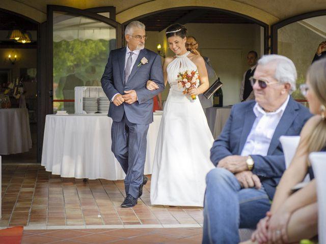 Il matrimonio di Elena e Luca a San Giorgio Bigarello, Mantova 13