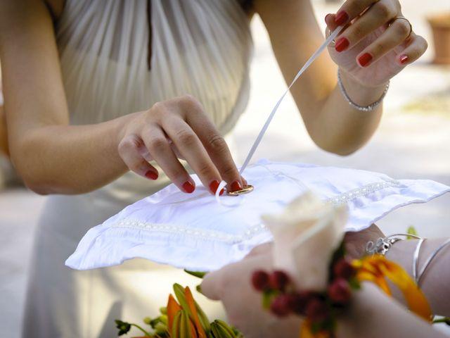 Il matrimonio di Elena e Luca a San Giorgio Bigarello, Mantova 18