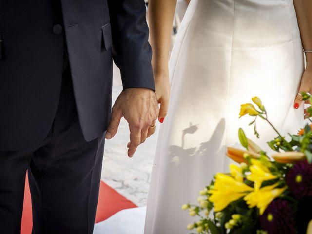 Il matrimonio di Elena e Luca a San Giorgio Bigarello, Mantova 19