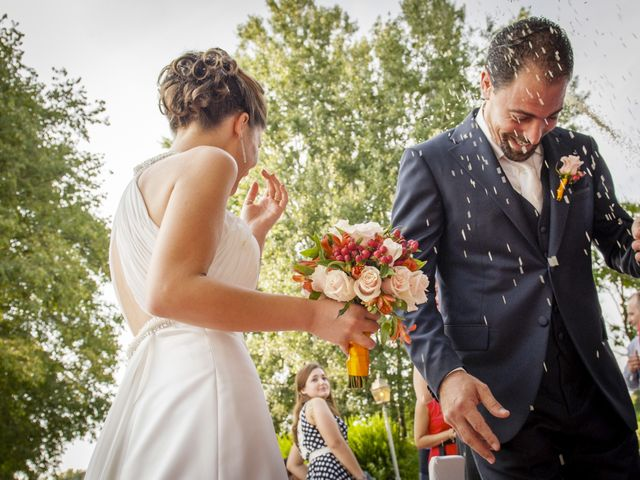 Il matrimonio di Elena e Luca a San Giorgio Bigarello, Mantova 21