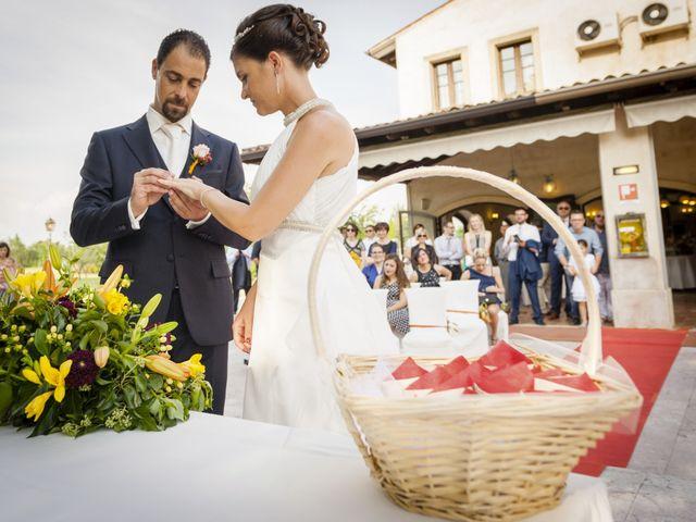 Il matrimonio di Elena e Luca a San Giorgio Bigarello, Mantova 17