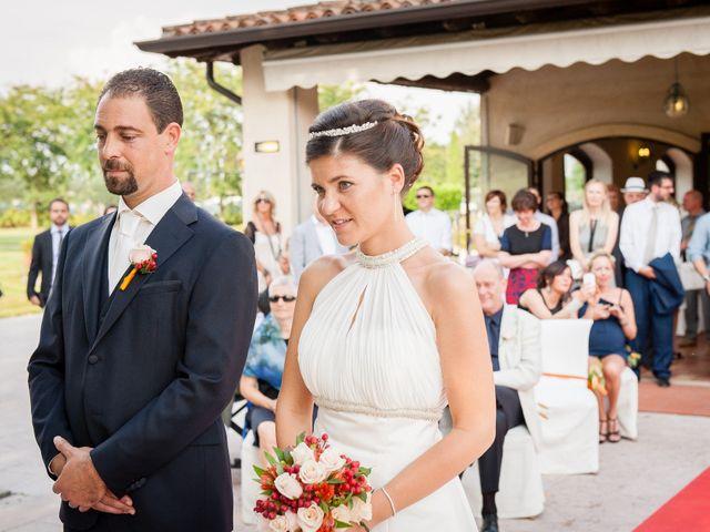 Il matrimonio di Elena e Luca a San Giorgio Bigarello, Mantova 15