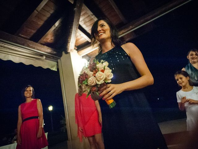 Il matrimonio di Elena e Luca a San Giorgio Bigarello, Mantova 32