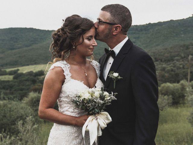 Le nozze di Rachel e John