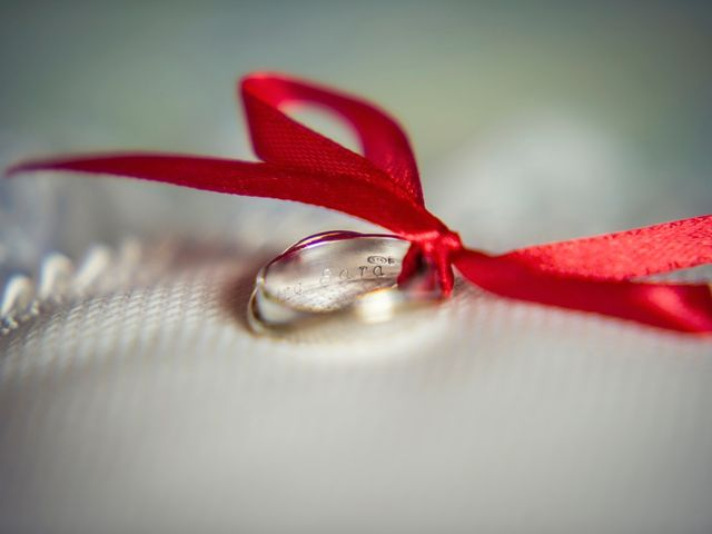 Il matrimonio di Giulio e Sara a Rieti, Rieti 11