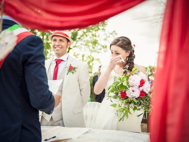 Il matrimonio di Giulio e Sara a Rieti, Rieti 20