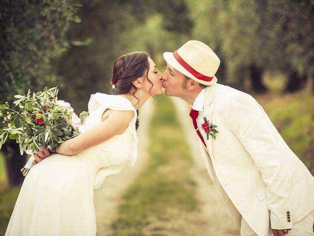 Il matrimonio di Giulio e Sara a Rieti, Rieti 30