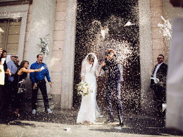 Il matrimonio di Edoardo e Patrizia a Cuggiono, Milano 1