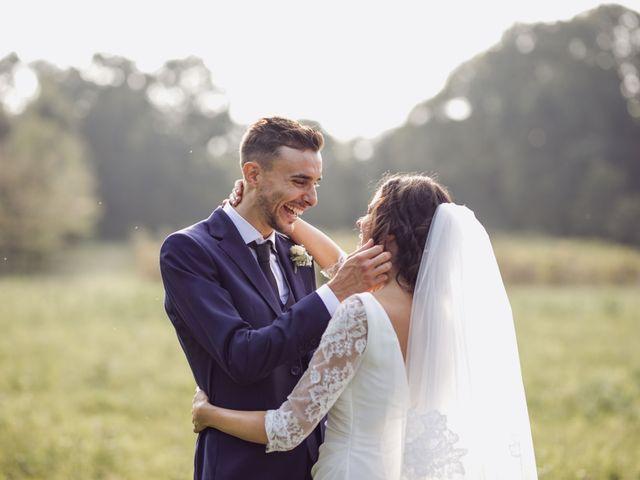 Il matrimonio di Edoardo e Patrizia a Cuggiono, Milano 2