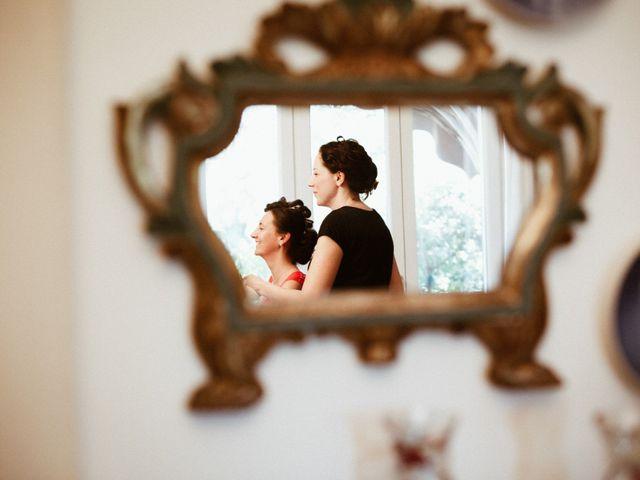 Il matrimonio di Tiberio e Laura a Monte Isola, Brescia 5