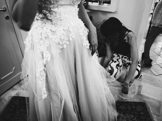 Il matrimonio di Tiberio e Laura a Monte Isola, Brescia 13