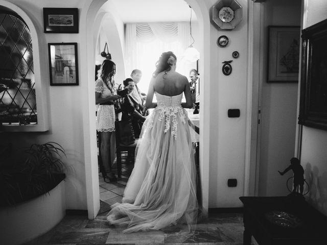 Il matrimonio di Tiberio e Laura a Monte Isola, Brescia 14