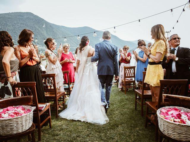 Le nozze di Laura e Tiberio