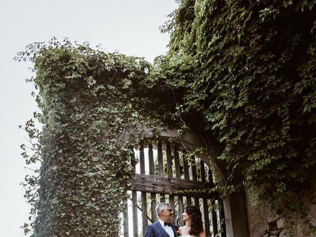 Il matrimonio di Tiberio e Laura a Monte Isola, Brescia 25