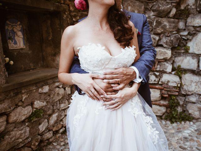 Il matrimonio di Tiberio e Laura a Monte Isola, Brescia 27
