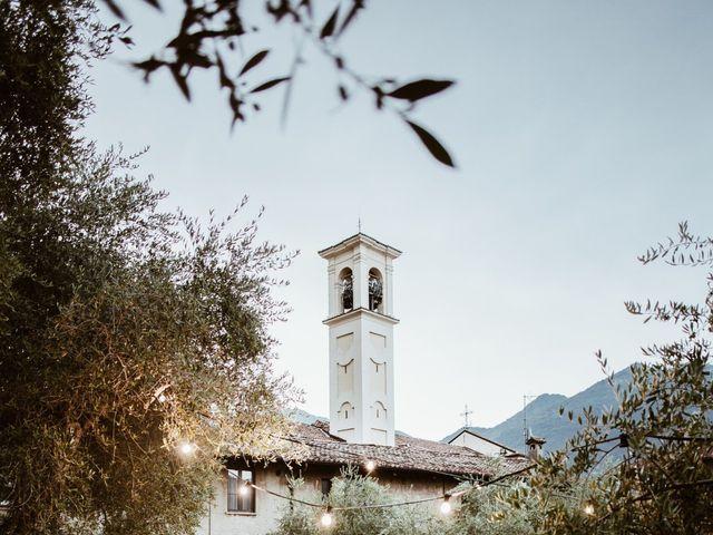 Il matrimonio di Tiberio e Laura a Monte Isola, Brescia 31