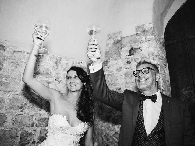 Il matrimonio di Tiberio e Laura a Monte Isola, Brescia 35