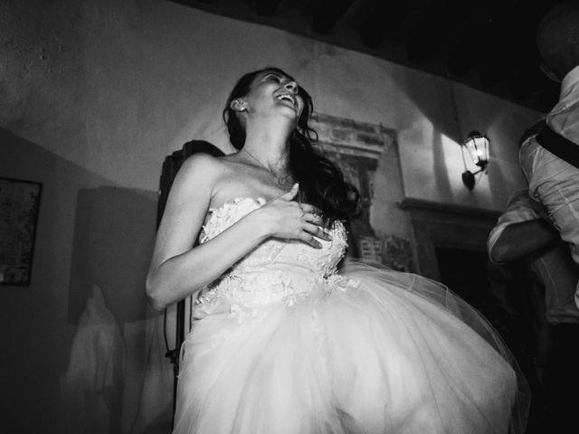 Il matrimonio di Tiberio e Laura a Monte Isola, Brescia 41