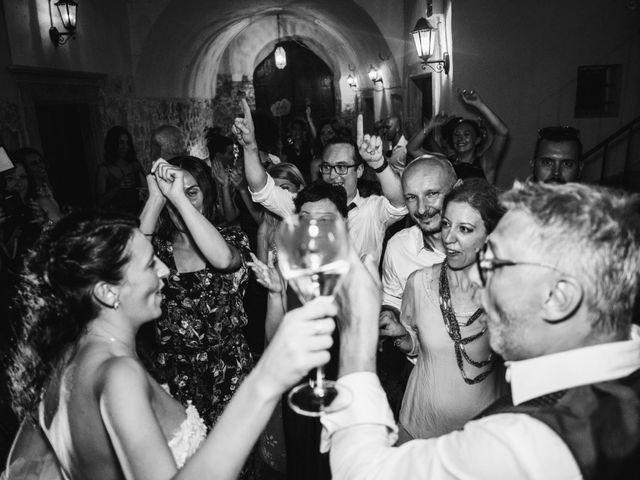 Il matrimonio di Tiberio e Laura a Monte Isola, Brescia 42