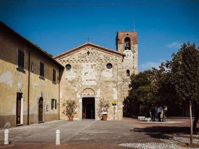 Il matrimonio di Gabriele e Maria a Pisa, Pisa 24