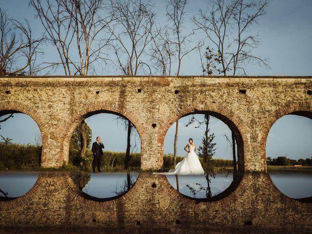 Il matrimonio di Gabriele e Maria a Pisa, Pisa 39