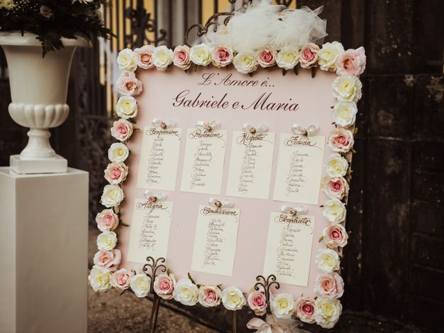 Il matrimonio di Gabriele e Maria a Pisa, Pisa 43