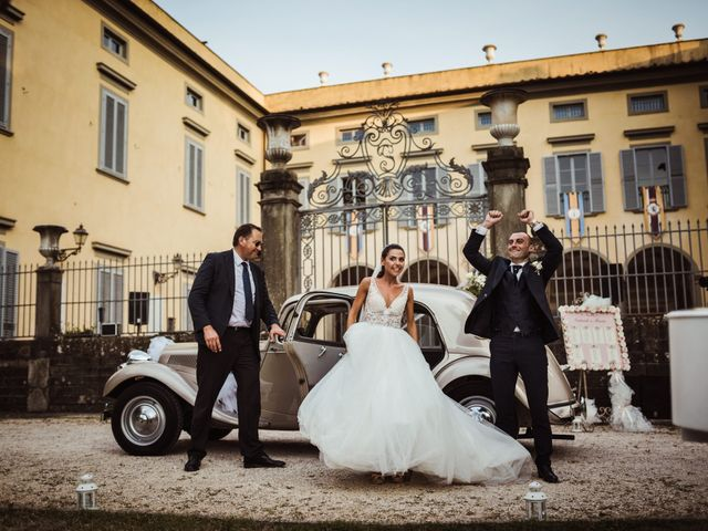 Il matrimonio di Gabriele e Maria a Pisa, Pisa 44