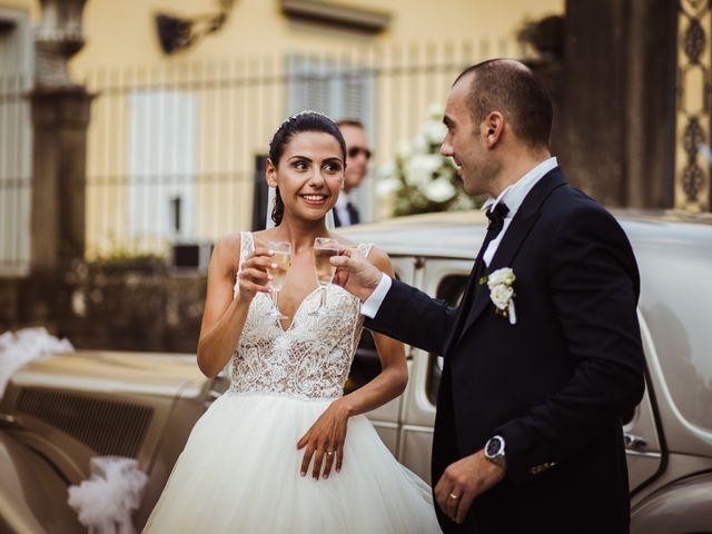 Il matrimonio di Gabriele e Maria a Pisa, Pisa 45