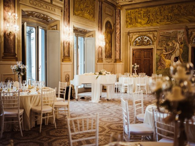 Il matrimonio di Gabriele e Maria a Pisa, Pisa 49
