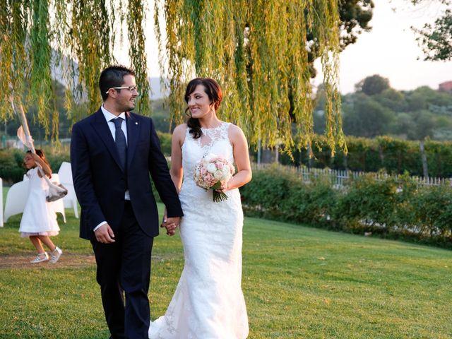 Le nozze di Raffaella e Giuseppe
