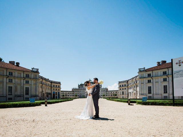 Il matrimonio di Francesco e Rossana a Lanzo Torinese, Torino 1