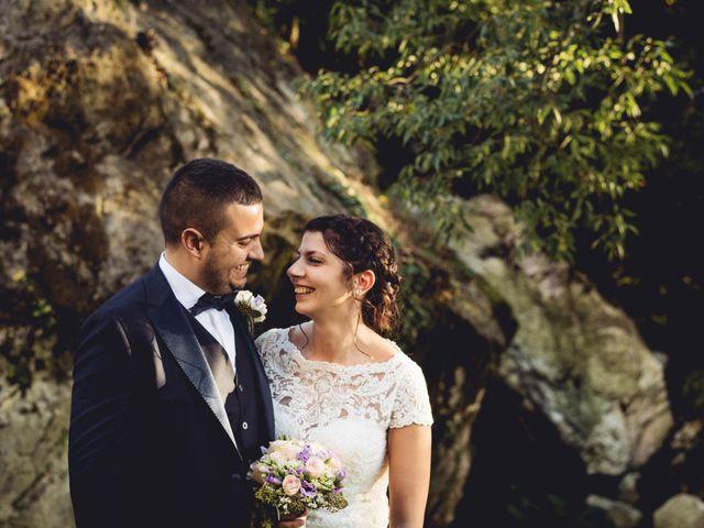 Il matrimonio di Michele e Assunta a Rovereto, Trento 1