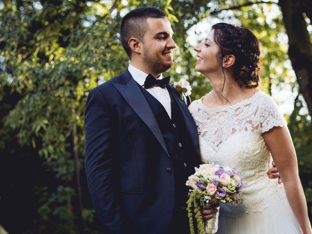 Il matrimonio di Michele e Assunta a Rovereto, Trento 86