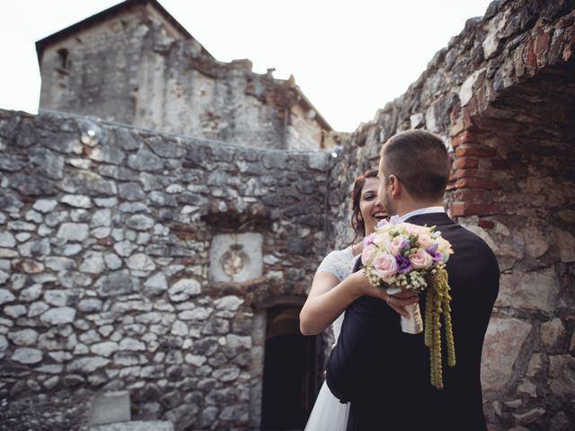 Il matrimonio di Michele e Assunta a Rovereto, Trento 104