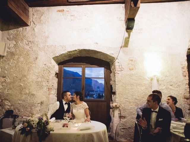 Il matrimonio di Michele e Assunta a Rovereto, Trento 115