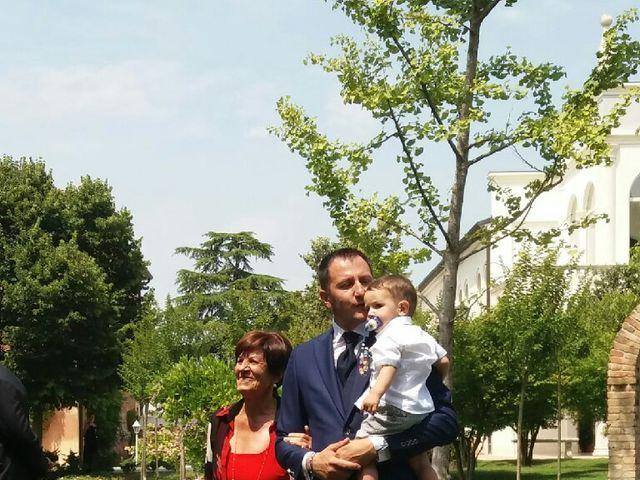 Il matrimonio di Boris e Cristina a Torre di Mosto, Venezia 3