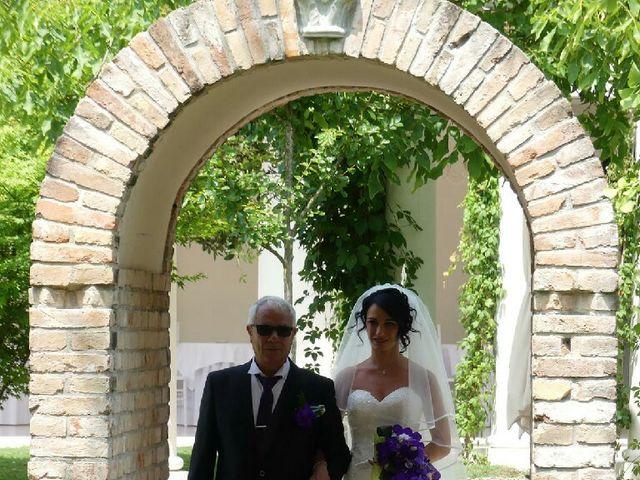 Il matrimonio di Boris e Cristina a Torre di Mosto, Venezia 9