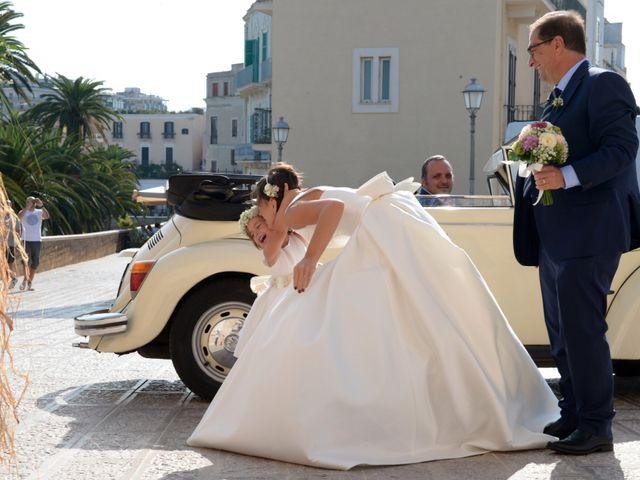 Il matrimonio di Maurizio e Barbara a Monopoli, Bari 5