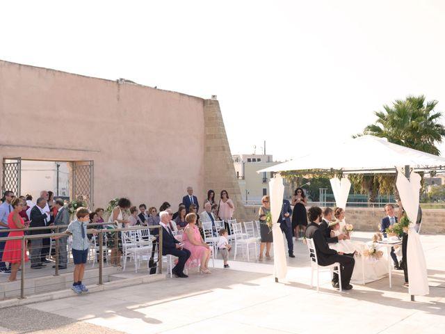 Il matrimonio di Maurizio e Barbara a Monopoli, Bari 9