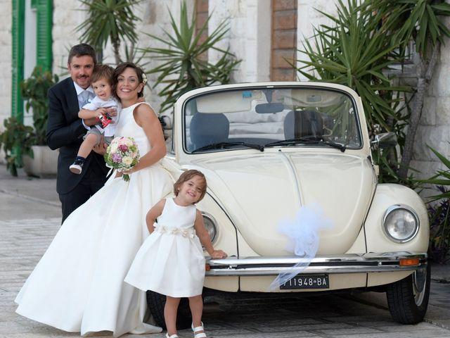 Il matrimonio di Maurizio e Barbara a Monopoli, Bari 22