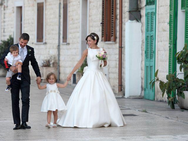 Il matrimonio di Maurizio e Barbara a Monopoli, Bari 24