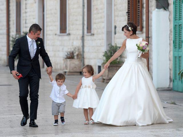 Il matrimonio di Maurizio e Barbara a Monopoli, Bari 25