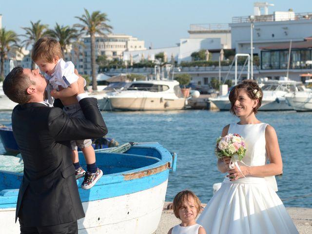 Il matrimonio di Maurizio e Barbara a Monopoli, Bari 35