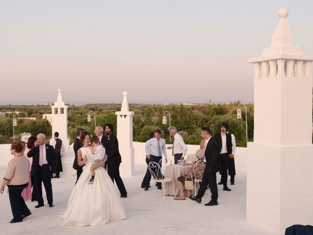 Il matrimonio di Maurizio e Barbara a Monopoli, Bari 40