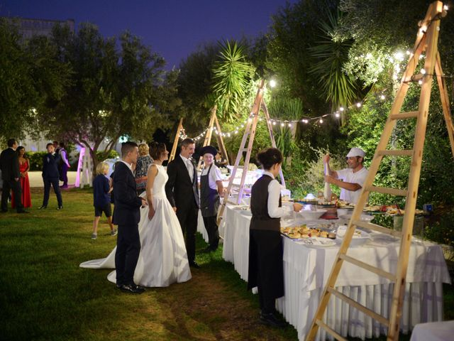 Il matrimonio di Maurizio e Barbara a Monopoli, Bari 44