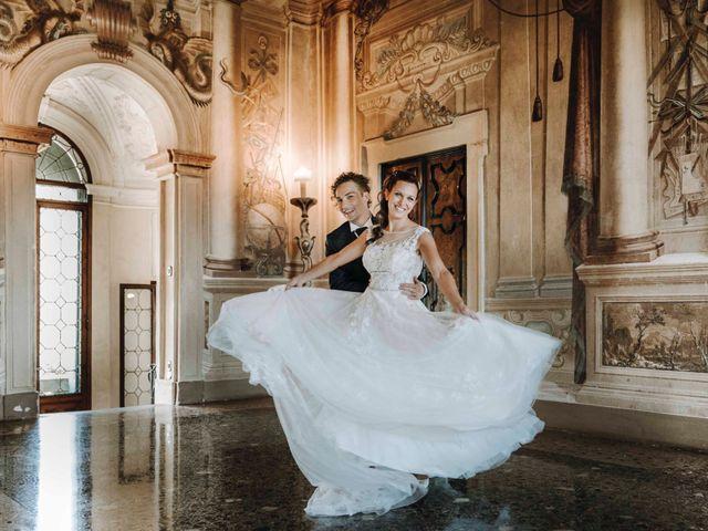 Le nozze di Daniela e Ivan